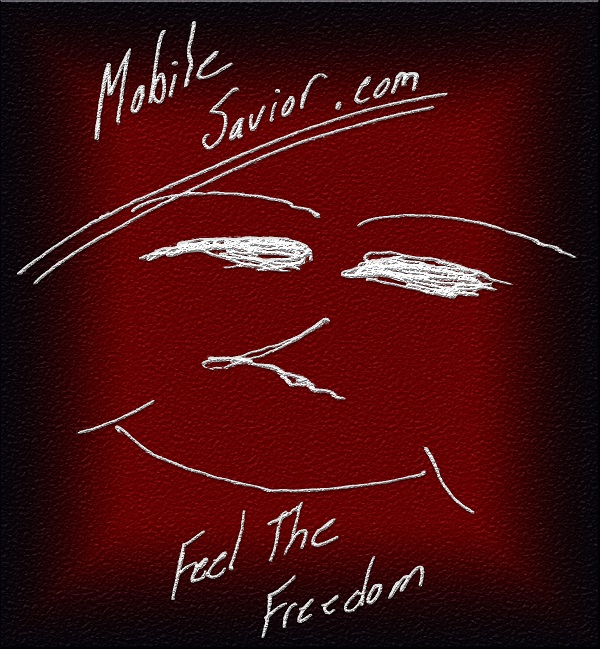 Feel The Freedom drawing